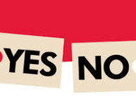 Referendum Yes No